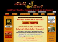 aWolfSurf Traffic Exchange