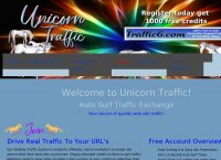 Unicorn Traffic AutoSurf