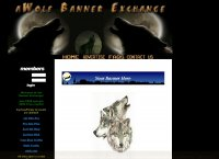 aWolf Banner Exchange